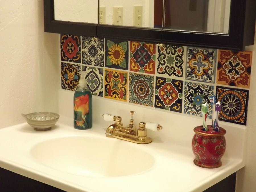 Photos Of Mexican Bathrooms