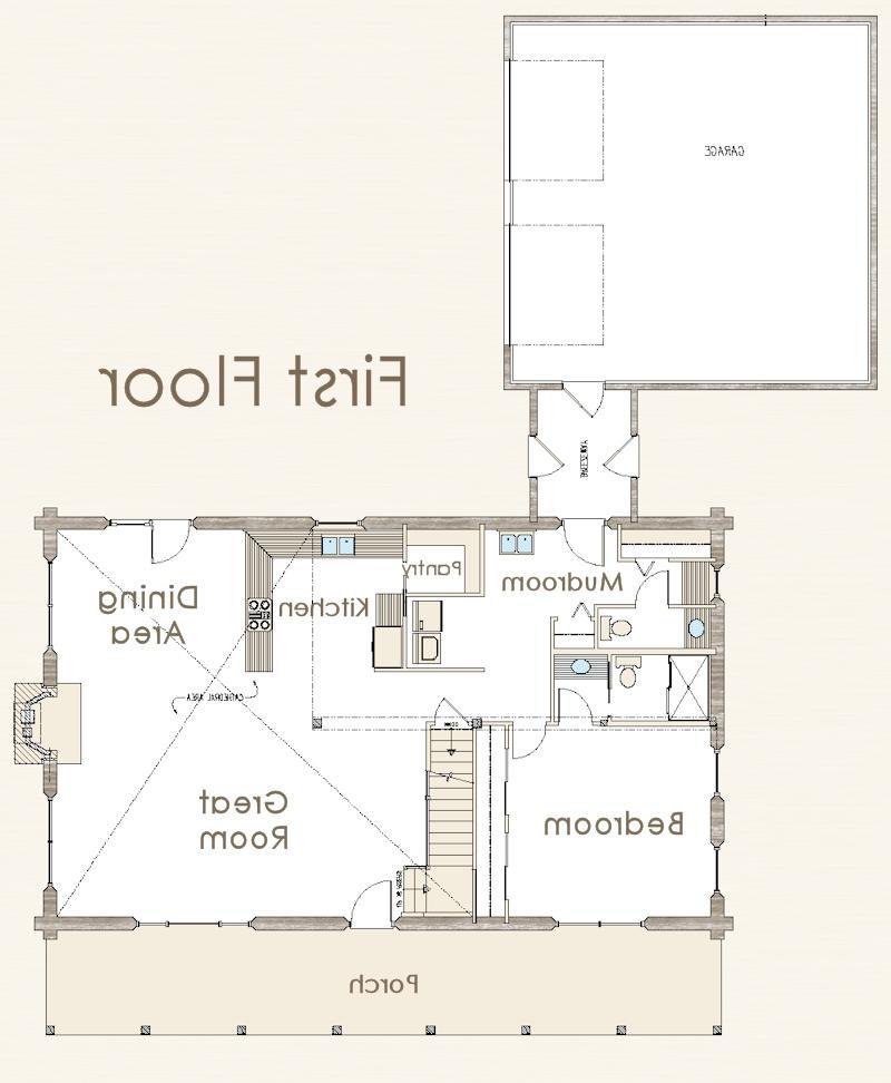 Not So Big House Plans Photos