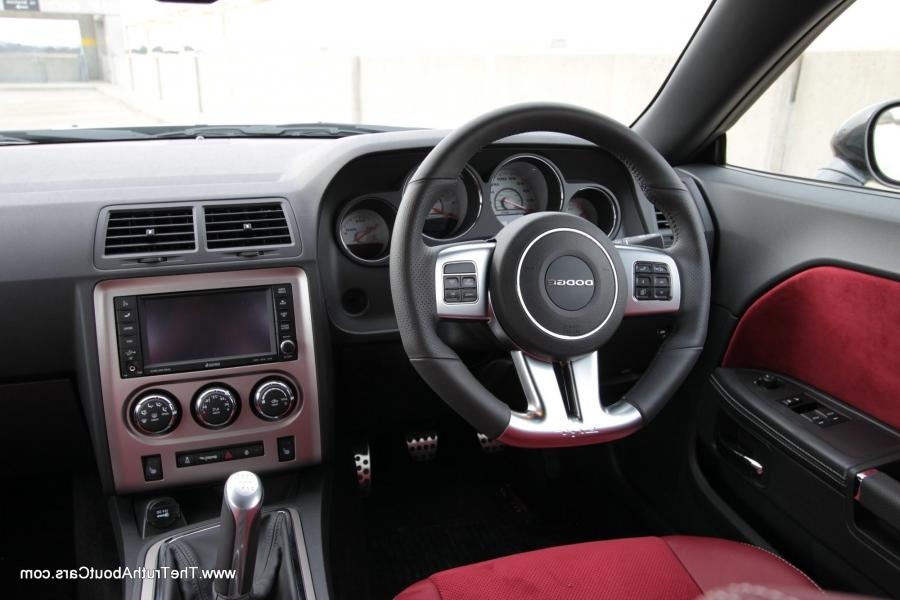 2010 Dodge Challenger Interior Photos