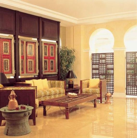 Ethnic Indian Style in Modern Home Interior Design