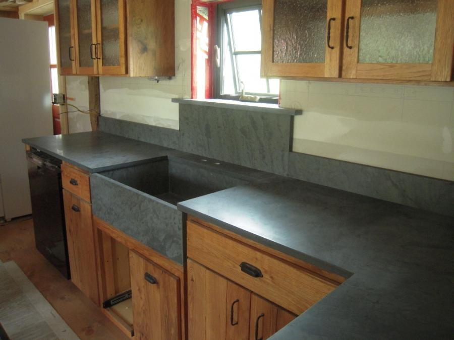 Slate Kitchen Countertops Photos