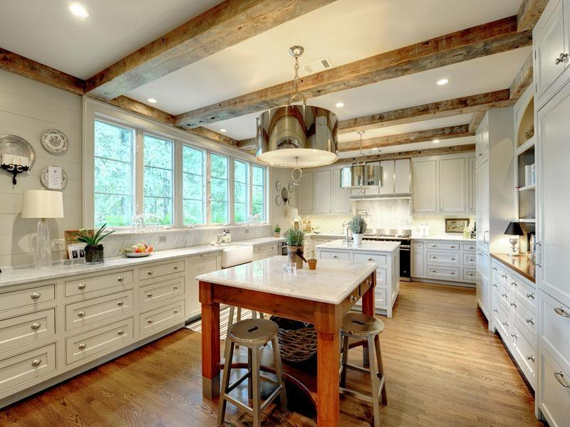 Country living kitchen photos for Country living kitchen designs