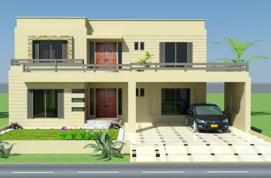 Small House Front Elevation Photos : Small house front elevation photos