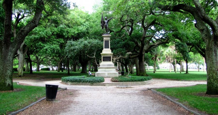 Charleston Battery Gardens Photos