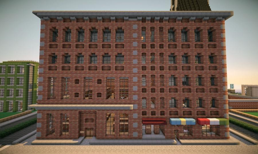 Photos Of Brick Buildings