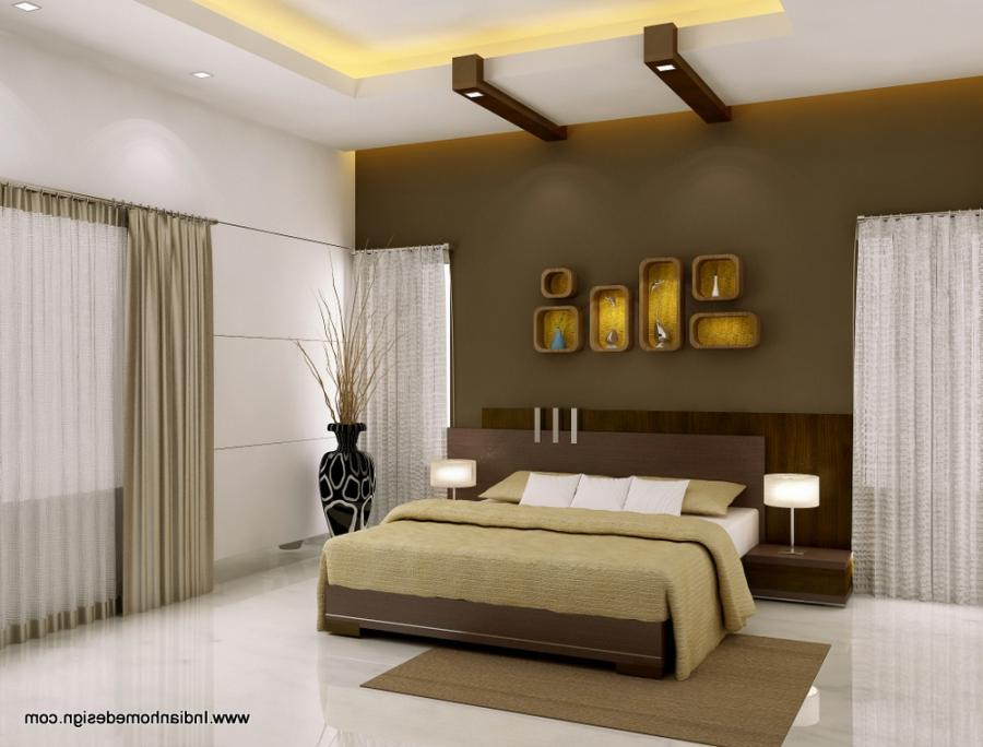 Interior design ideas for bedrooms photos for Master bedroom designs kerala