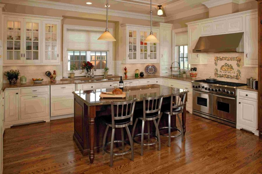 kitchen design ideas with maple cabinets 737 Kitchen Design Ideas...