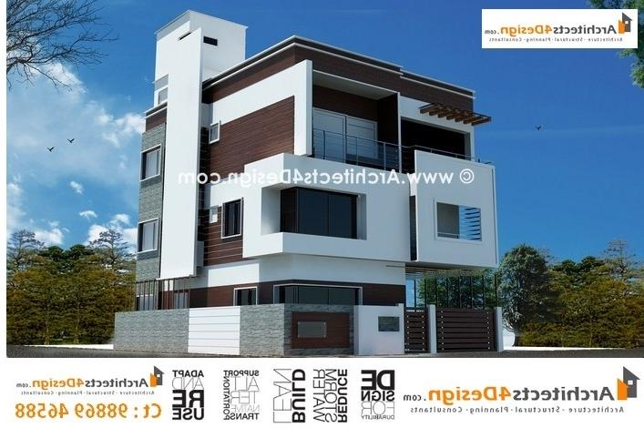 Sample Of Front Elevation : Front elevation of house in india photos samples