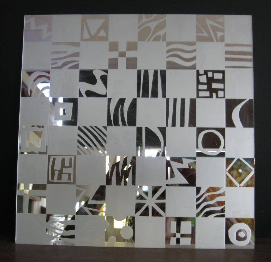 Glass Etching Designs Photos