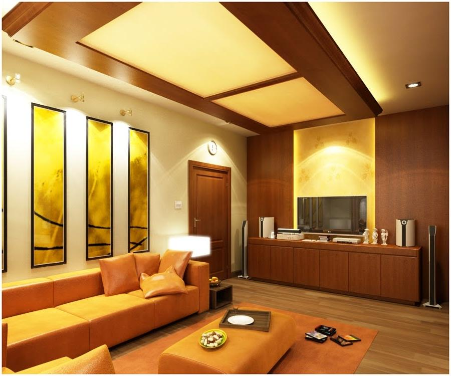 Inspirations Wooden Ceiling Design For Home Decorations Ideas Pop...