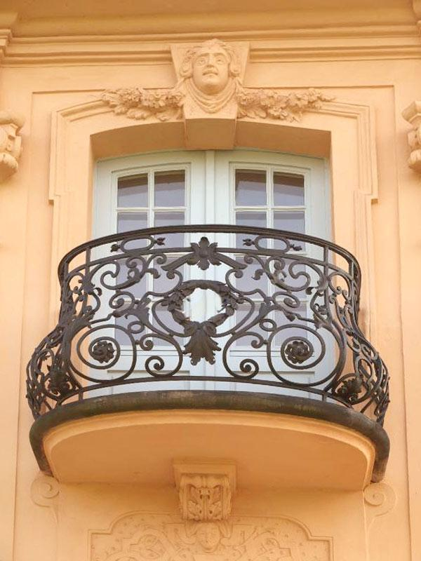 Balcony - Design From Antiquity - BAL888