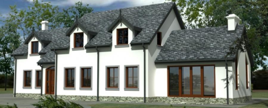 11 Delightful Irish Bungalow House Plans House Plans 54955