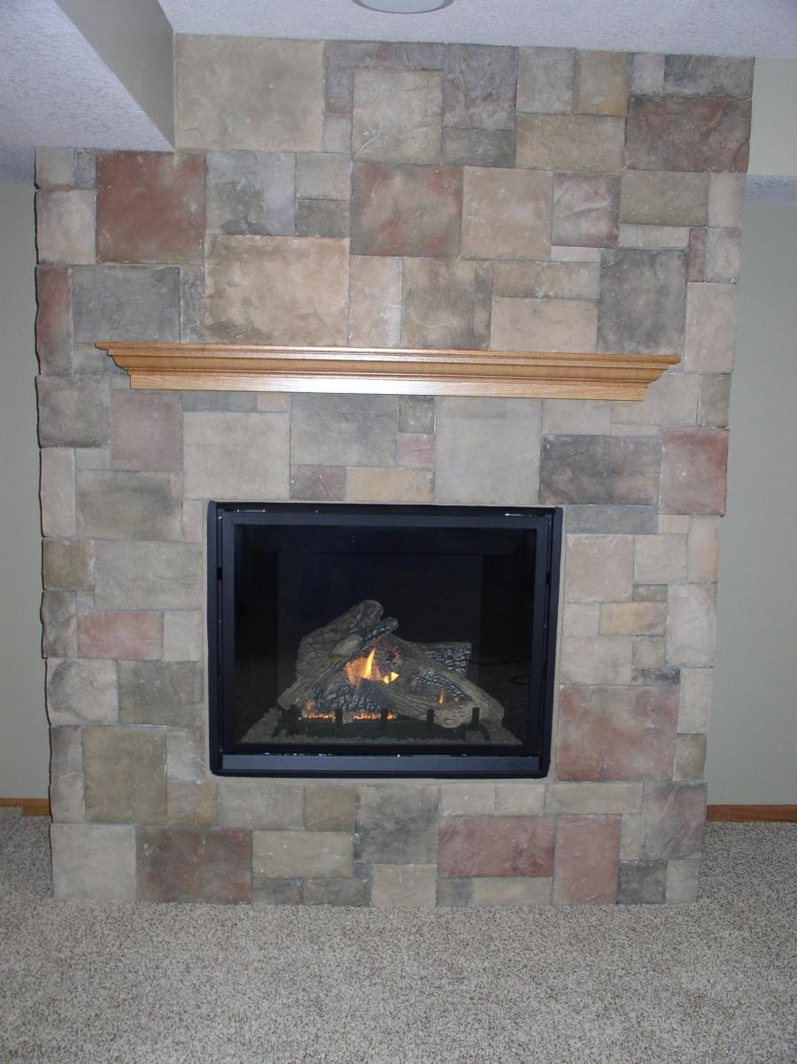 Pictures Of Outside Fireplaces