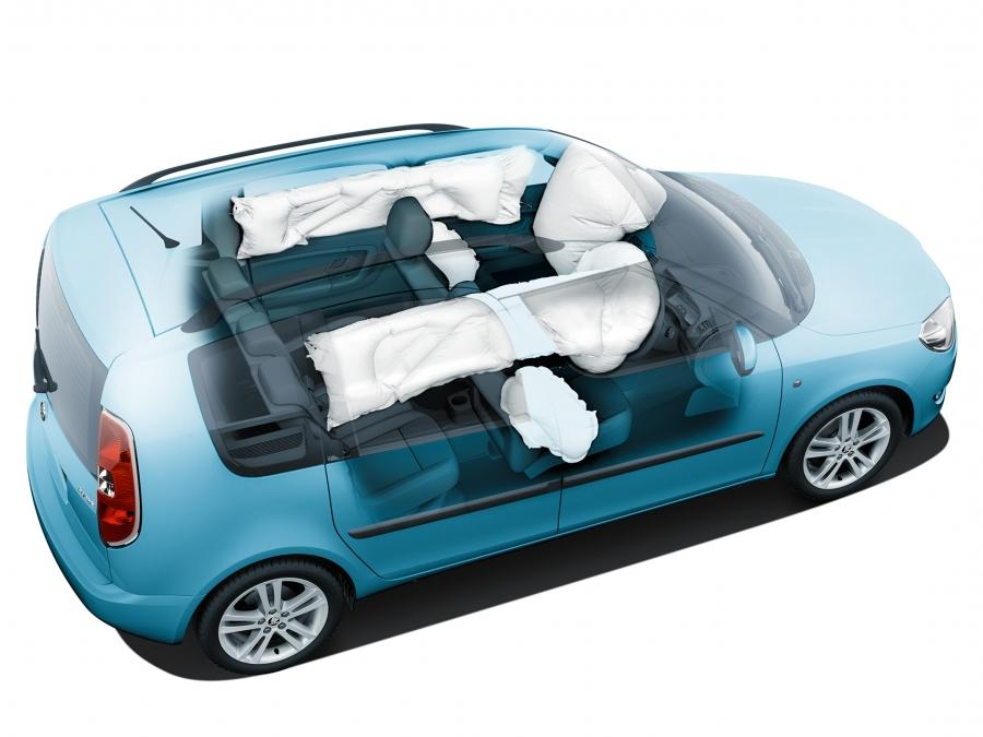 SKODA Roomster Safety