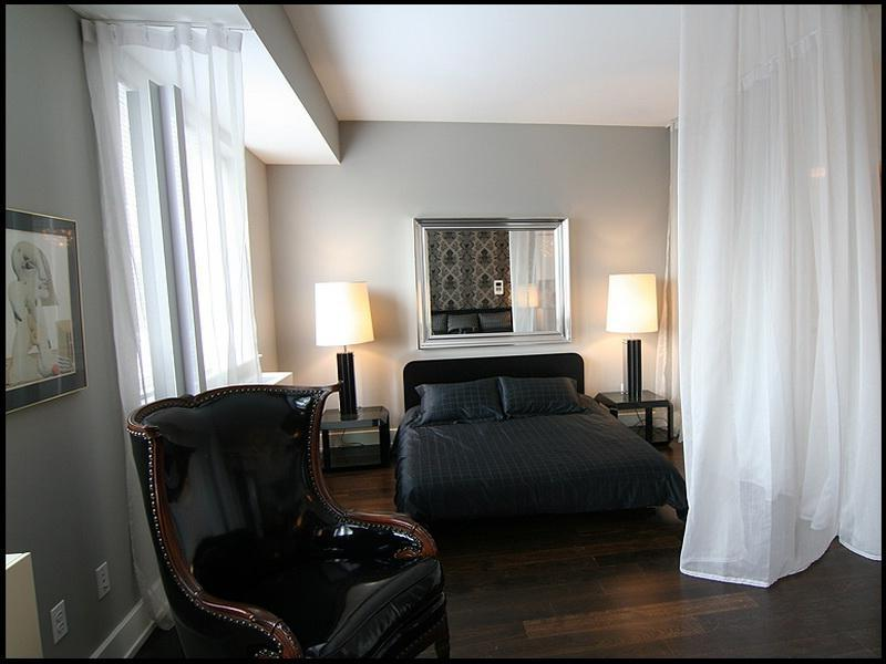 Photos of studio apartments with room dividers - Room divider ideas for studio apartments ...