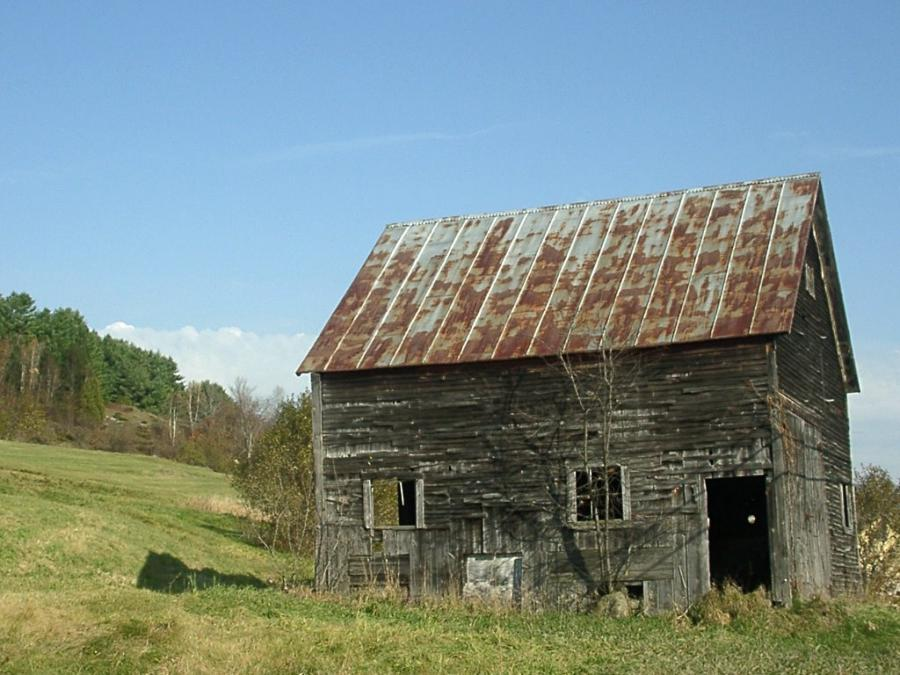 Photos Of Old Barns And Houses