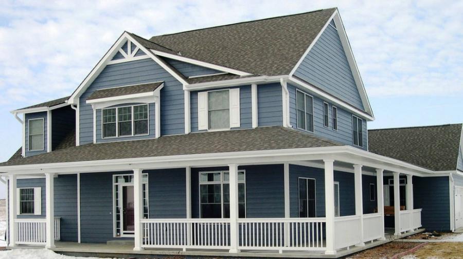 Photos Houses Fiber Cement Siding