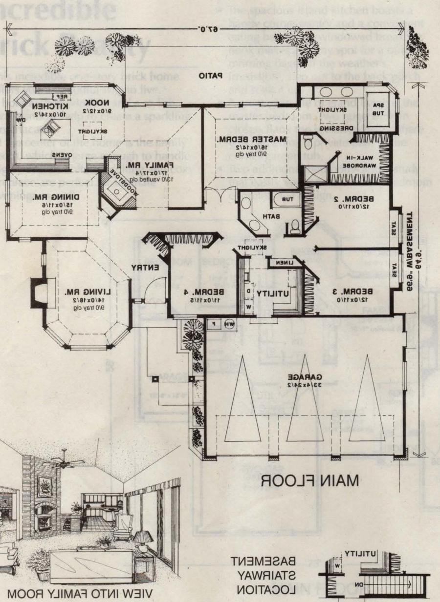The Sopranos House Floor Plan House