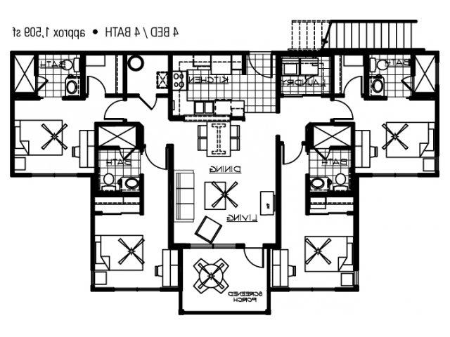 One Bedroom Apartment In Columbia Mo Home Design