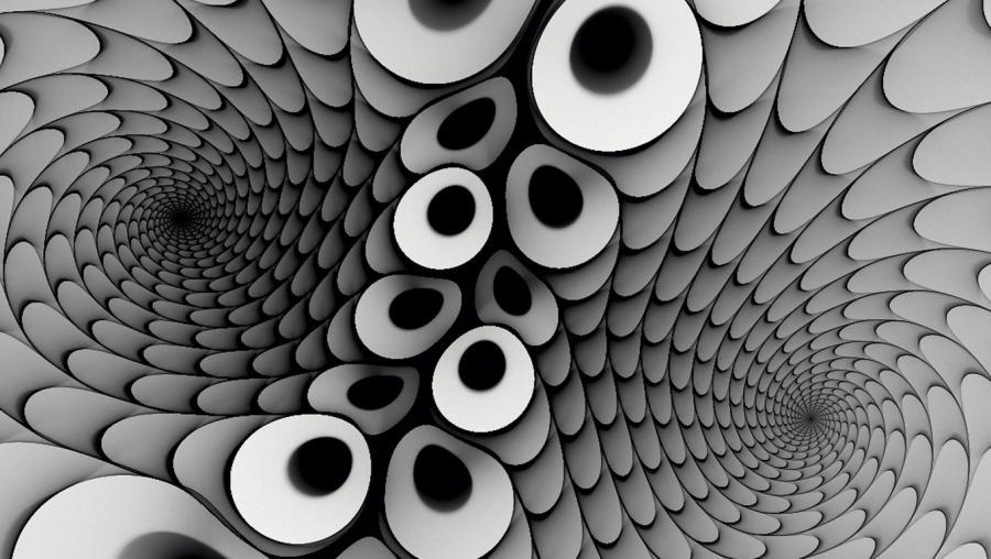 Moving Optical Illusion Wallpaper