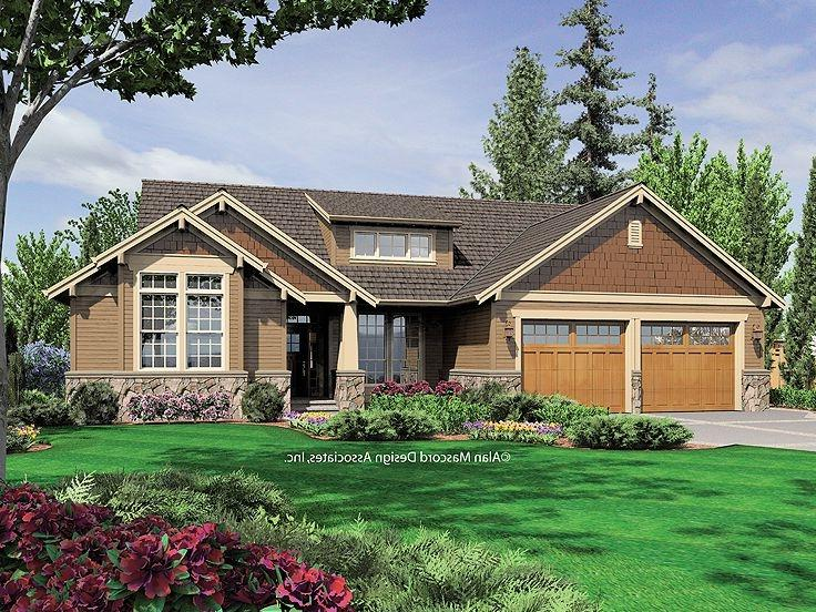 Craftsman house plans with photos for Original craftsman house plans