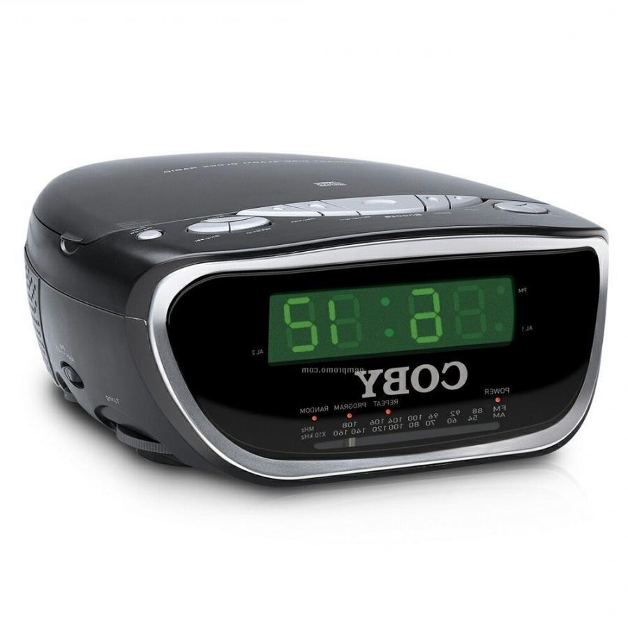 coby 3 5 digital photo album with alarm clock review. Black Bedroom Furniture Sets. Home Design Ideas