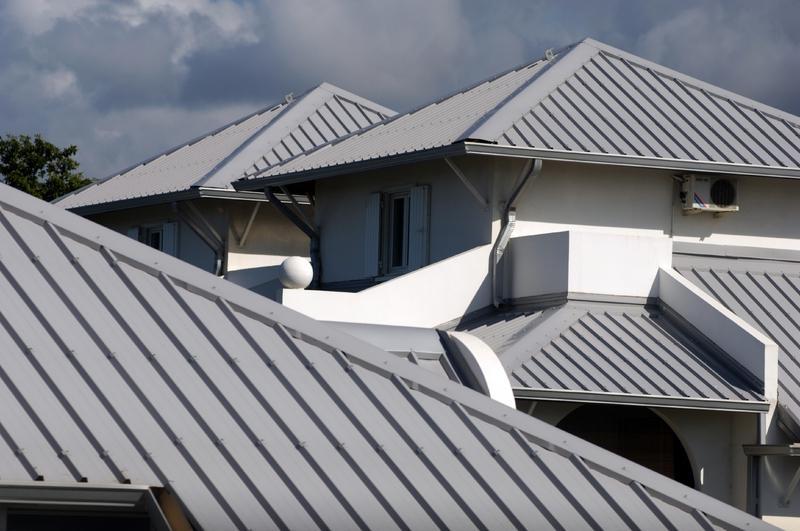 Steel Roof Photos