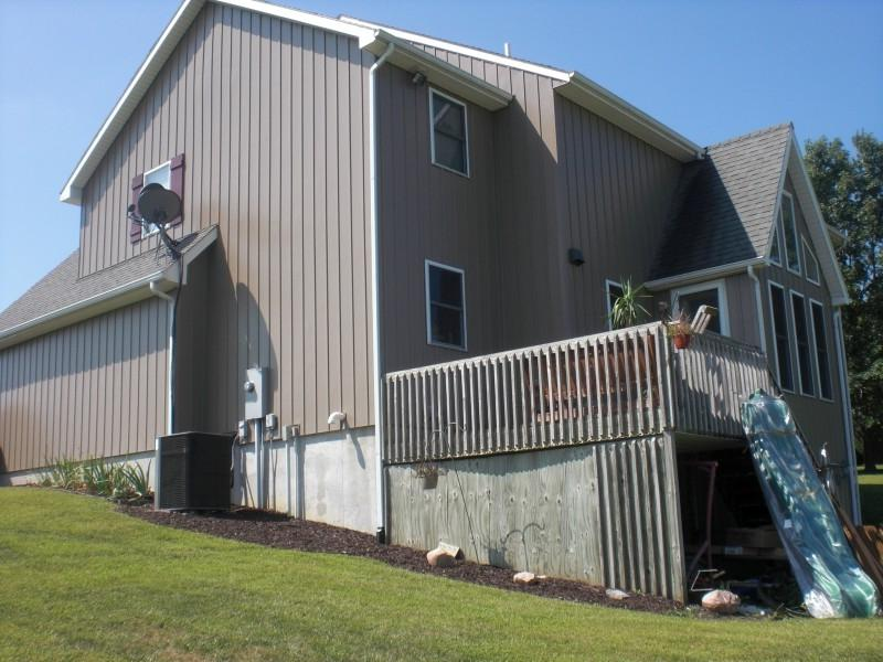 Vertical Steel Board And Batten Siding Best 25 Vertical