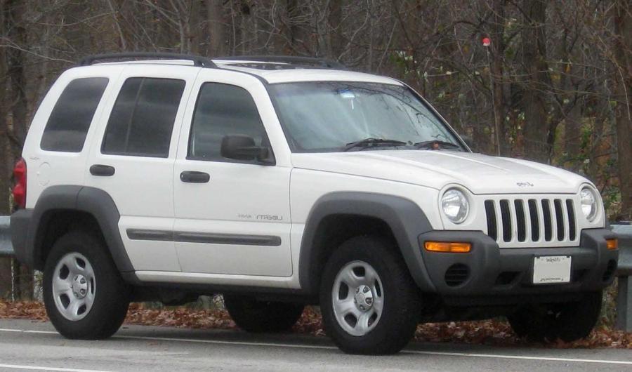 2004 jeep liberty interior photos