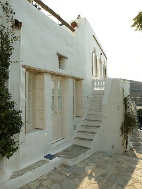 Photos of ancient greek houses for Casas griegas antiguas