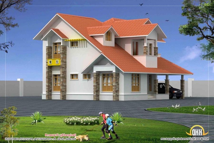 Duplex House Models Kerala