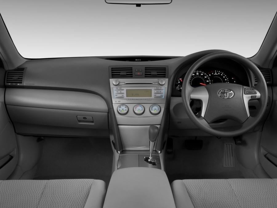 Interior Photos Of 2009 Toyota Camry Se
