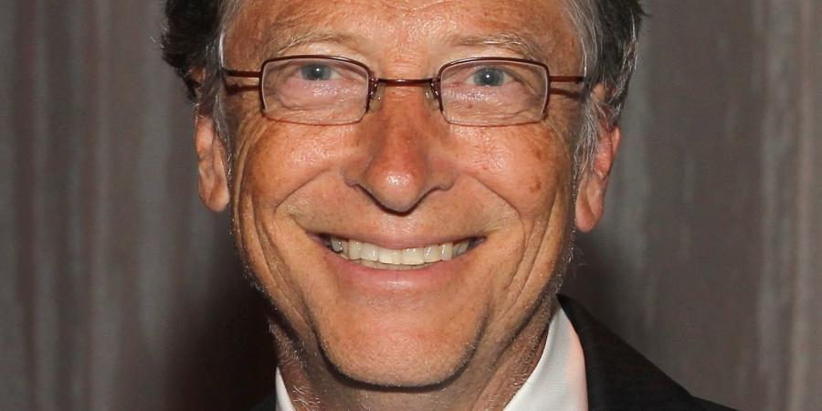 Bill Gates Prison Photo