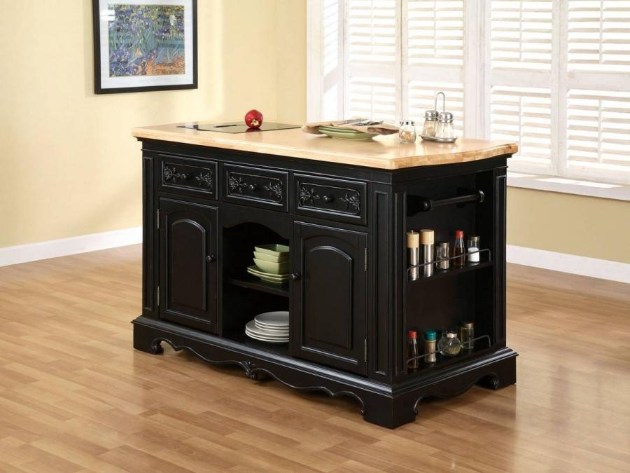 Lovely Pennfield Kitchen Island