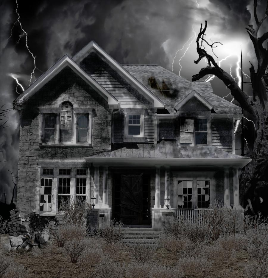Real Haunted Houses Photos