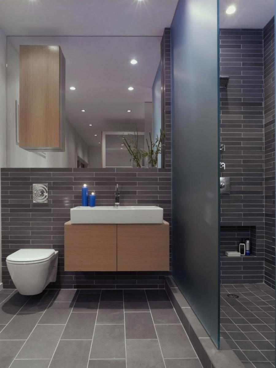... Inspirations Modern Small Bathroom Design Ideas For Decor...