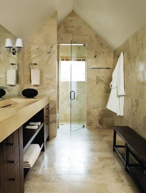 A bath by Kohler (houzz.com). Here too you can see the use of a...