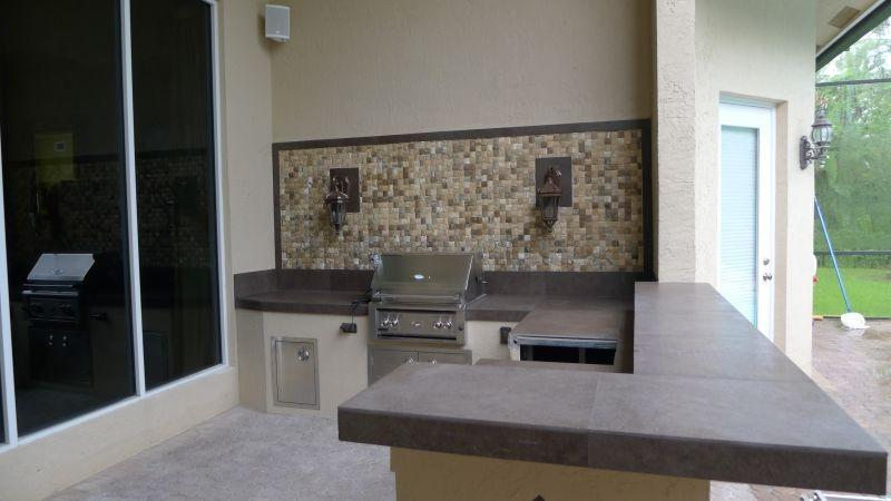 Outdoor Kitchen Photos Florida