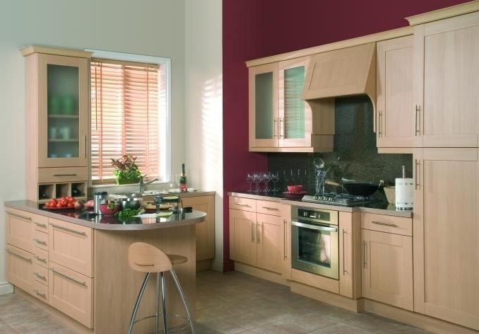 Photo Gallery of the Traditional Country Kitchen Designs