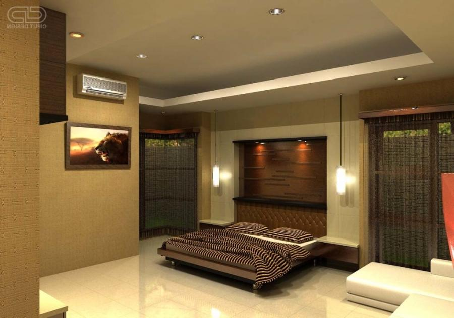 Modern Classy Bedroom Design With Nice Ceiling Get Your Classy ...