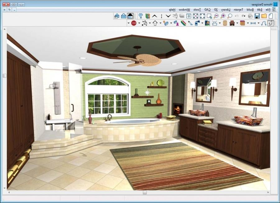 Virtual room painter software bedvee for Virtual home software