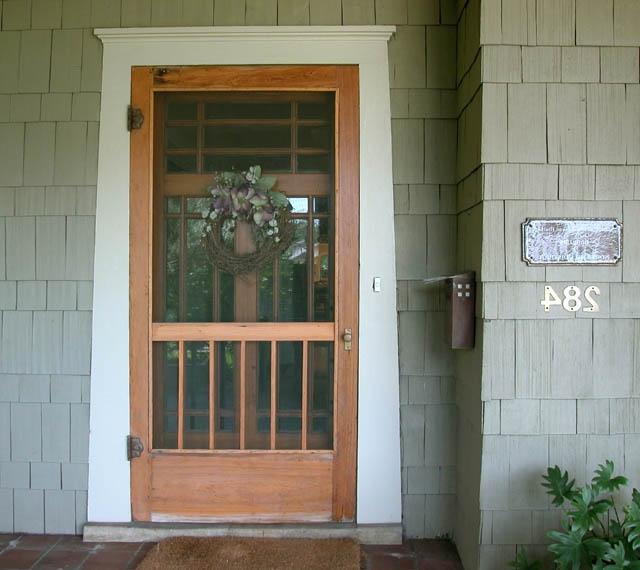 Country Screen Doors : Country screen door photos