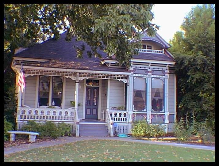 photos victorian cottages
