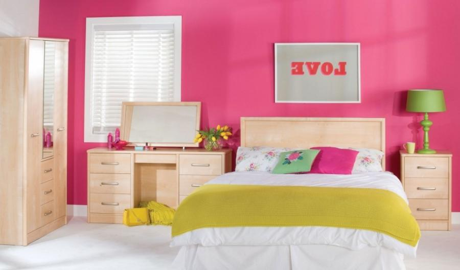Photos Of Pink And Green Bedrooms