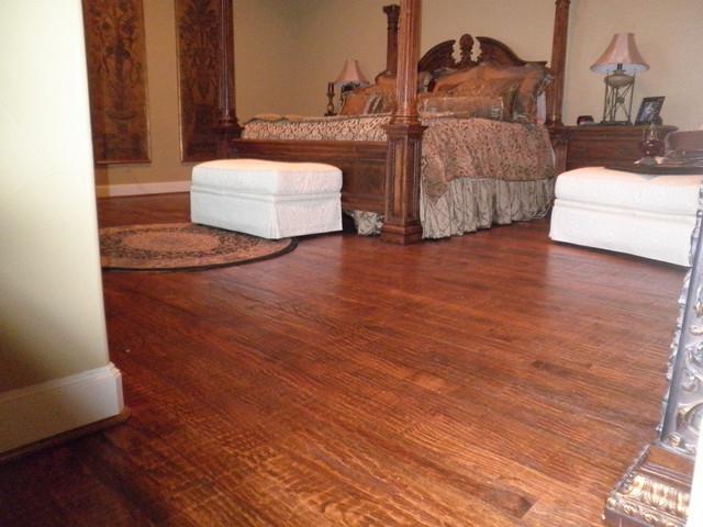 Red Oak Flooring Photos