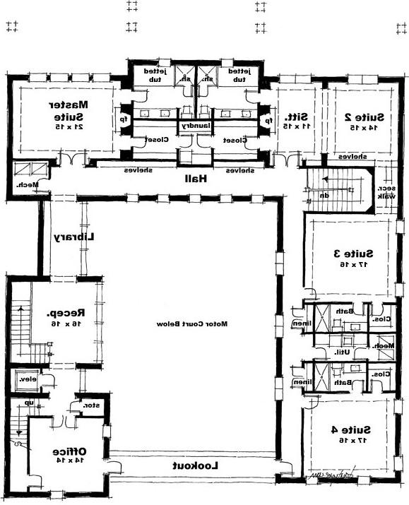 Castle House Plans With Photos