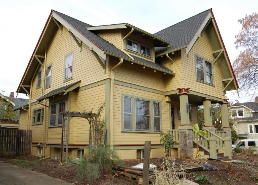 Exterior House Photos Before And After