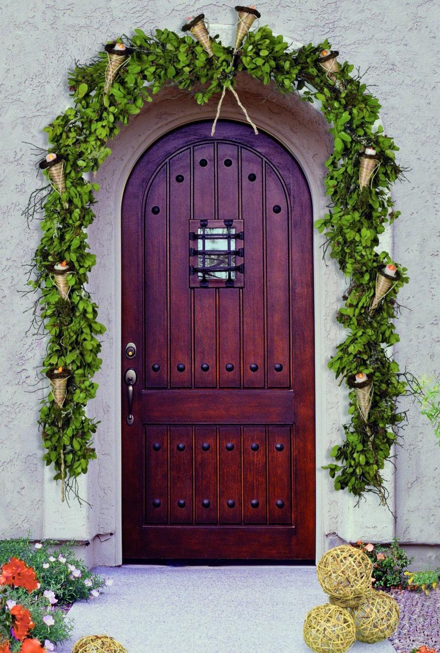 Photos of open front doors for Front door photos