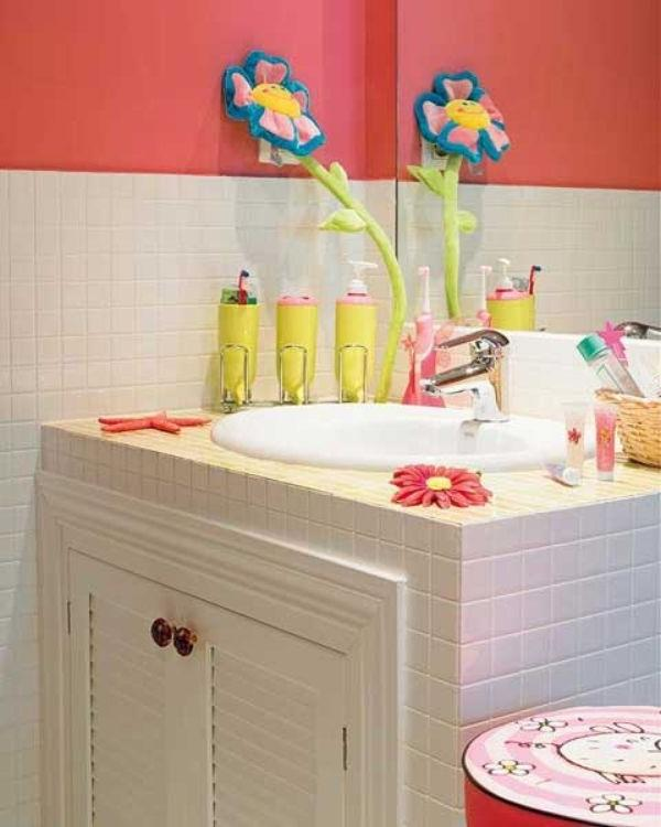 Cute bathroom photos for Cool kid bathroom ideas