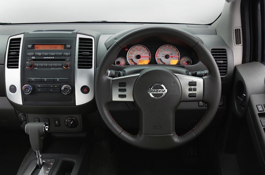 Nissan Xterra Photos 2010 Interior